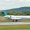 2001 Gulfstream Aerospace G-V with  two Rolls-Royce BR 700 series engines - 20 seats