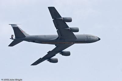 USAF KC-135 Aerial Tanker
