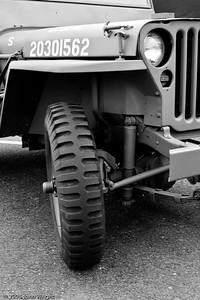 WWII era Jeep