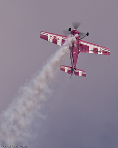 Doug Jardine and his Sukhoi 26 MX
