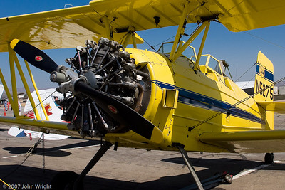Hershey modified Grumman AgCat crop duster