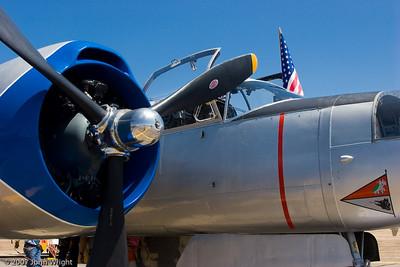Douglas A-26 Invader attack bomber