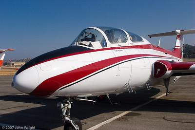 "Czechoslovakian L-29 ""Delfin"" (Dolphin)"
