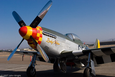 "North American Aviation P-51 Mustang ""Lady Alice"""