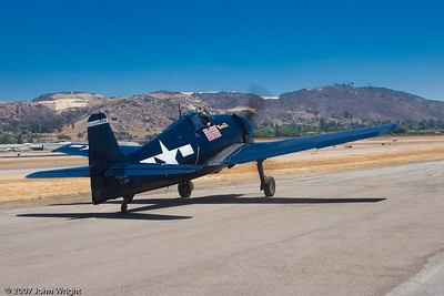Grumman F6F Hellcat,  Carrier Fighter