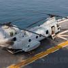 HMM-262 (Rein) CH-46E Sea Knight 153400/ET-16.