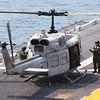 HMM-262 (Rein) Bell UH-1N Twin Huey 160176/ET-32.