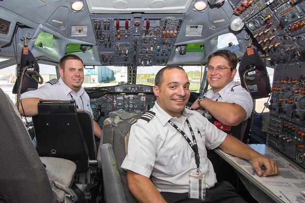 Youngest 727 Crew