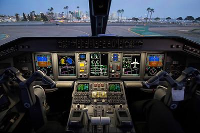 San Diego Shiny Jet Syndrome