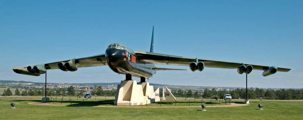 USA: Colorado Springs B-52, 2008