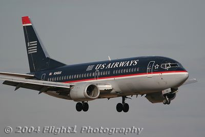 US Airways 737-300 (N340US)