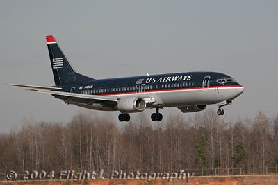US Airways 737-400 (N426US)