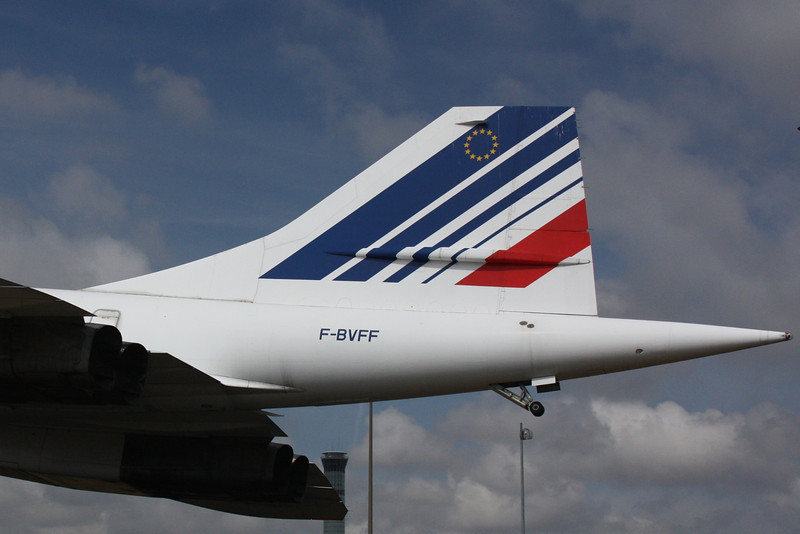 F-BVFF at Charles de Gaulle Airport, Paris