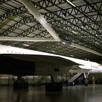 Concorde G-BOAA, East Fortune, Scotland