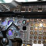 Concorde G-BOAC, Manchester, England