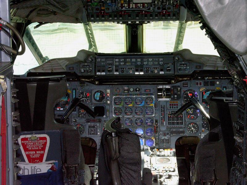 British Airways Concorde G-BOAD, USS Intrepid Sea, Air & Space Museum, New York City, 22 September 2005 5.