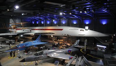 Concordes in preservation
