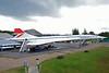 British Airways Concorde G-BBDG, Borooklands Museum. Weybridge, 14 June 2019 2.