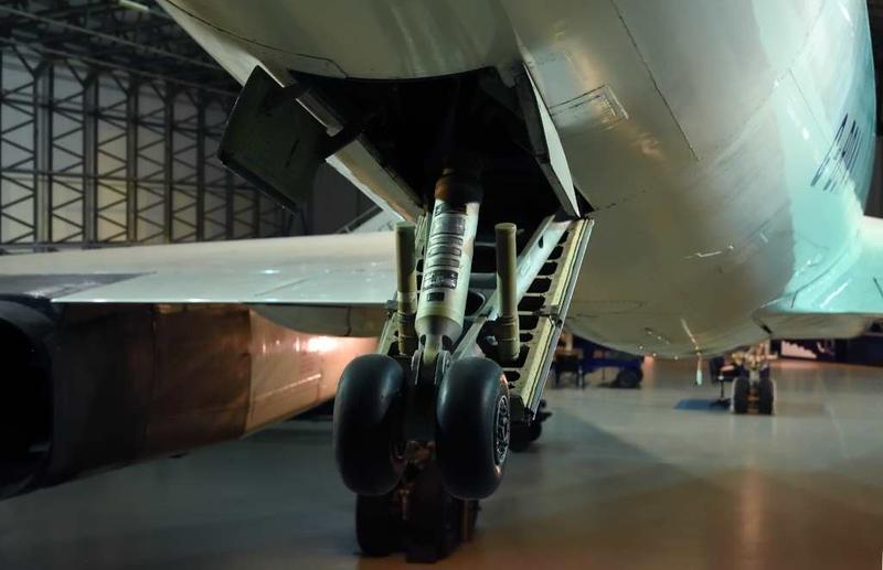 British Airways Concorde G-BOAA, Scottish Museum of Flight, East Fortune, 29 September 2017 3.