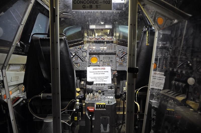 Concorde G-BSST, Fleet Air Arm Museum, Yeovilton, 26 January 2011 4.