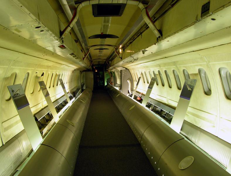 Concorde F-WTSS, Musee de l'Air et de l'Espace, Le Bourget, Paris, 10 May 2005 2.