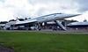 British Airways Concorde G-BBDG, Borooklands Museum. Weybridge, 14 June 2019 1.