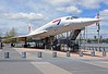 British Airways Concorde G-BOAD, USS Intrepid Sea, Air & Space Museum, New York City, 12 May 2017.