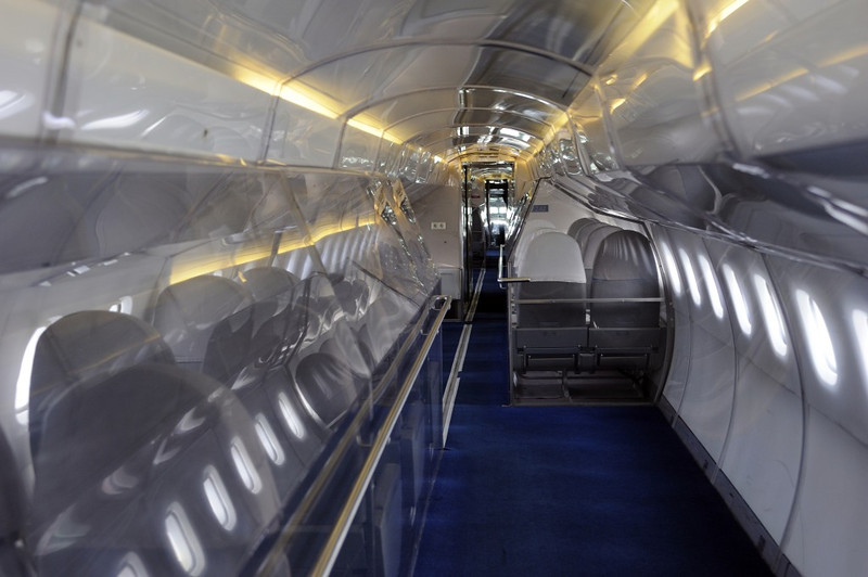 Air France Concorde F-BVFB, Sinsheim Auto & Technik Museum, Germany, 21 March 2013 2
