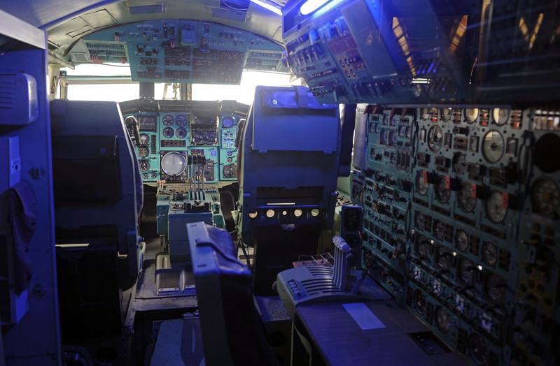 Tupolev Tu-144 ('Kondordski') CCCP 77112, Sinsheim Auto & Technik Museum, Germany, 21 March 2013 7