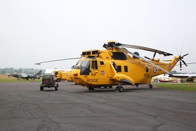 RAF Westland Sea King HAR.3, XZ596 - 09/06/19