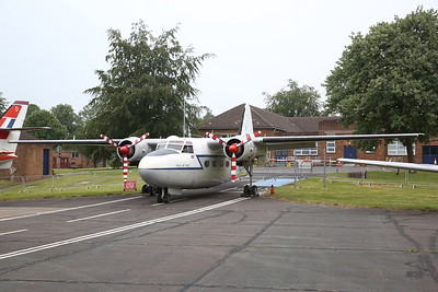 ex-RAF Hunting Percival Pembroke C.1, WV746 - 09/06/19