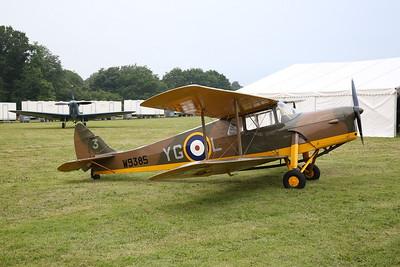 ex-RAF De Havilland DH-87B Hornet Moth, YG-L / W9385 / G-ADND - 09/06/19