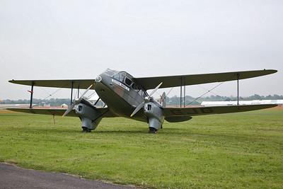 De Havilland DH-89A Dragon Rapide, G-AGJG - 09/06/19