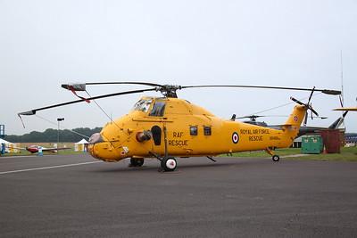RAF Westland Wessex HC.2, XR498 & Westland Sea King HAR.3, XZ596 - 09/06/19