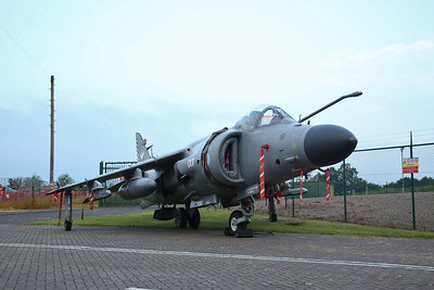 ex-Royal Navy BAe Sea Harrier FA.2, ZH796 / 001 - 09/06/19