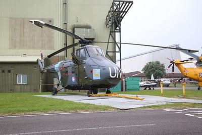 ex-RAF Westland Whirlwind HAR.10, XP345 - 09/06/19