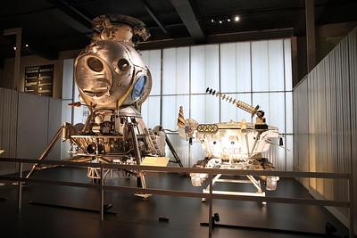 Cosmonauts exhibition - Science Museum, London, 9th January 2016