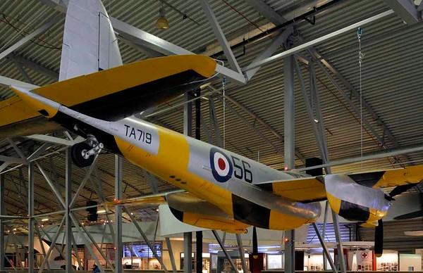 de Havilland DH.98 Mosquito TT.35 TA719 / 56, Imperial War Museum, Duxford, 31 December 2012 2.