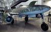 Messerschmitt Me-262A, Deutsches Museum, Munich, 16 June 2006