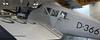 Junkers F13 D-366, Deutsches Museum, Munich, 16 June 2006 1.  Very advanced all-metal monoplane airliner.