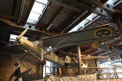 ex-Swedish Air Force Fiesler Fi.156 C-3 Storch, 3-20, Deutsches Technikmuseum, Berlin - 05/03/17.