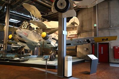 Deutsches Technikmuseum (German Museum of Technology), Berlin, 5th March 2017