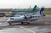 Aer Arann ATR42 EI-CBK, Dublin airport, 12 January 2009 2