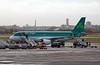 Aer Lingus Airbus A320-200 EI-CVC, Dublin airport, 12 January 2009