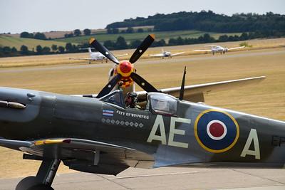 Supermarine Spitfire Vb EP120 (1942)