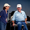 "Mr. & Mrs Chuck Yeager - ""The Right Stuff"""