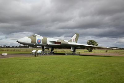 National Museum of Flight, East Fortune, Edinburgh, 18th August 2019