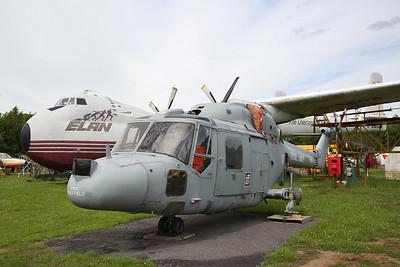 ex-RN Westland Lynx HAS.3, XZ721 - 03/06/17.