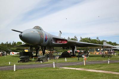ex-RAF Avro Vulcan B.2A, XM575 - 03/06/17.