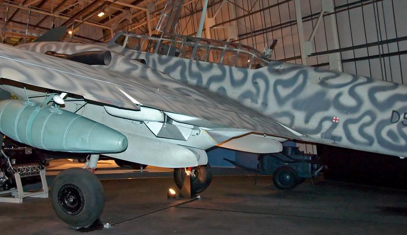 1944 - Messerschmitt Bf 110 G-4/R6 night fighter, Hendon, 18 <br /> September 2007 3